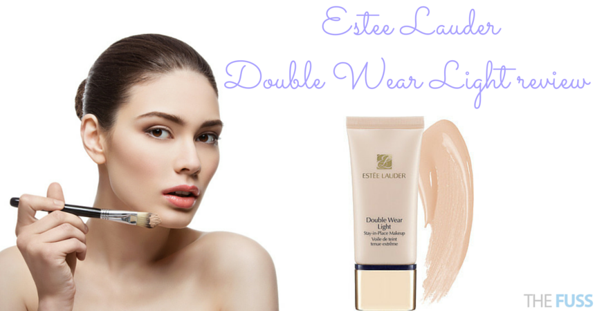 Estee Lauder Double Wear Light 0.5 Review TheFuss.co.uk