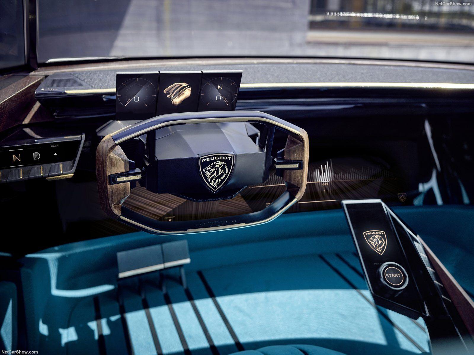 Peugeot E Legend Concept 2018 Fmp Rendering Pinterest