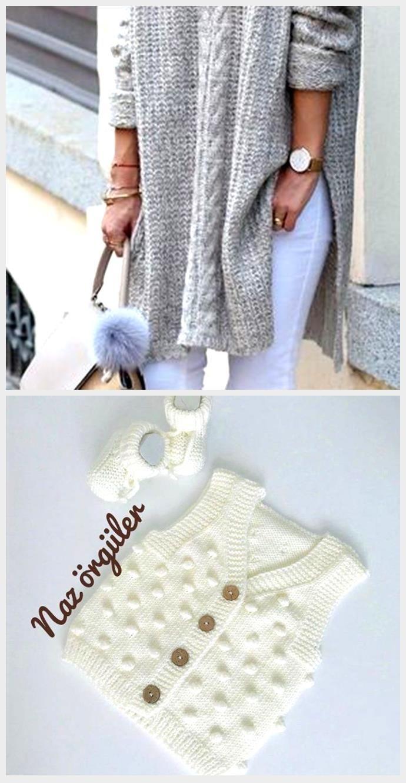 - Babys #knittingsweater #crochersweater #sweater #womansweater,  #Babys #Crochersweater #knittingsweater #Sweater #womansweater
