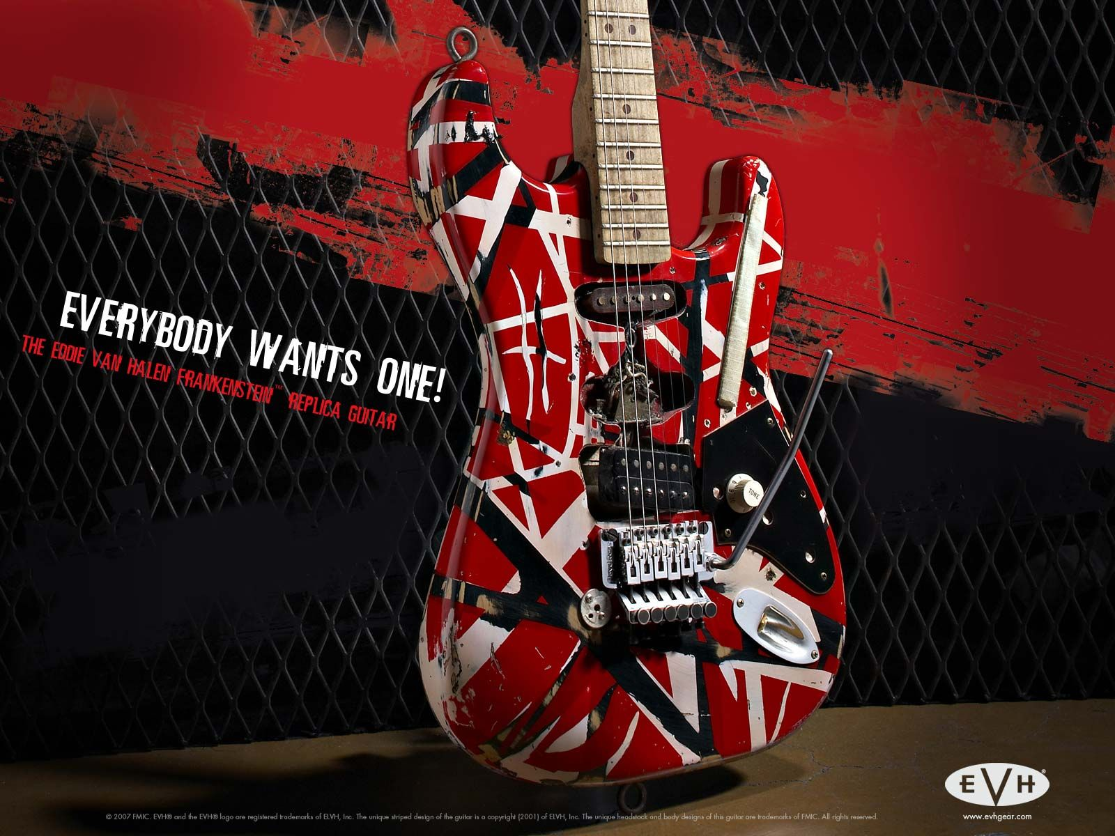 evh frankenstein don 39 t know about everybody but i want one all things vh guitar. Black Bedroom Furniture Sets. Home Design Ideas