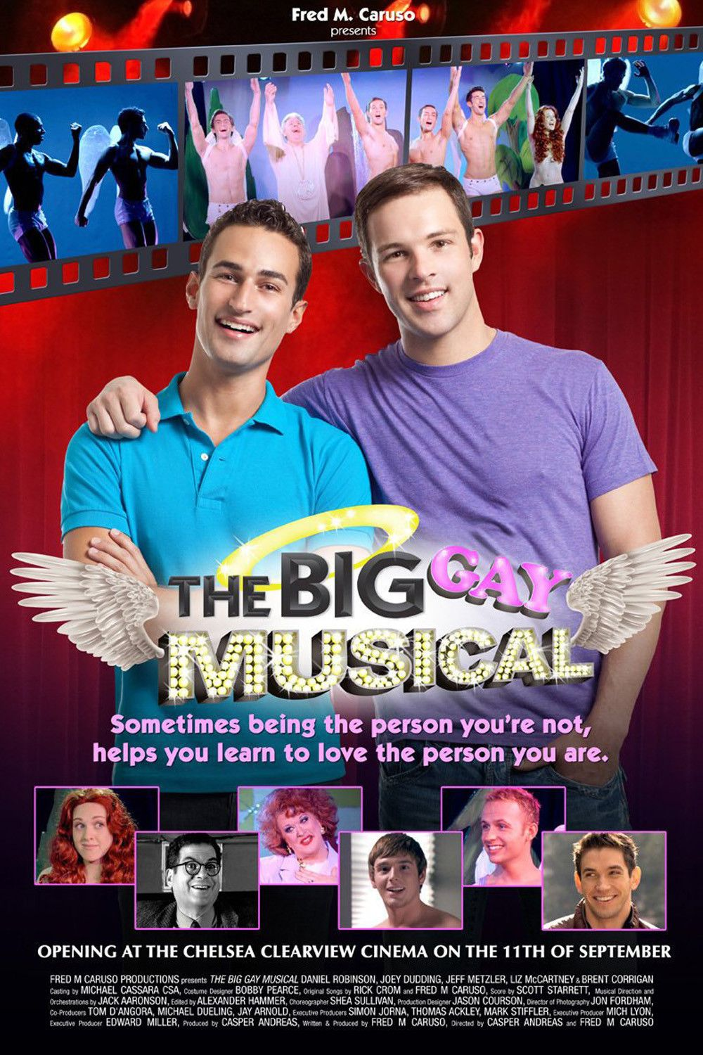 Watch big gay love online free