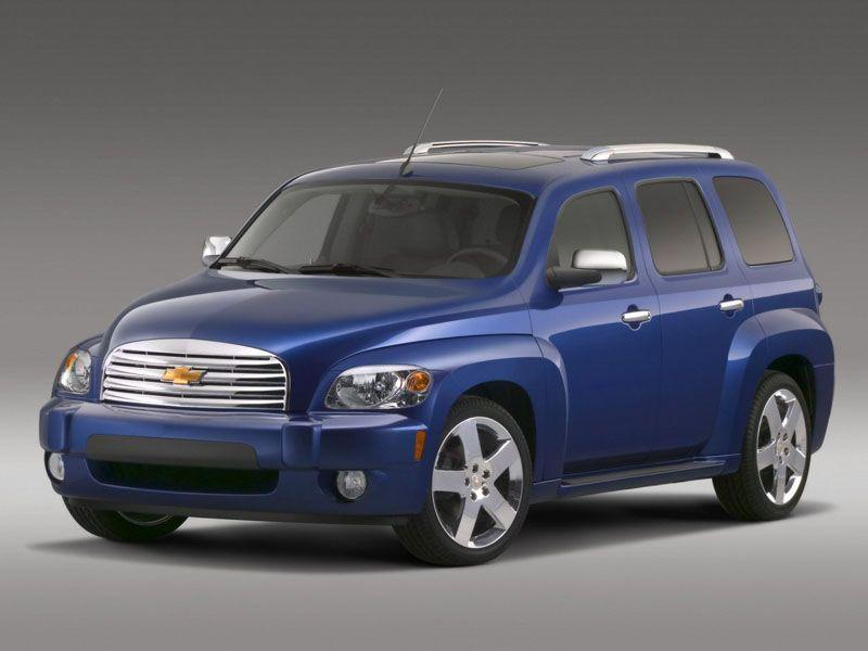 Chevrolet Hhr Lt Chevy Hhr Chevy Coches Clasicos