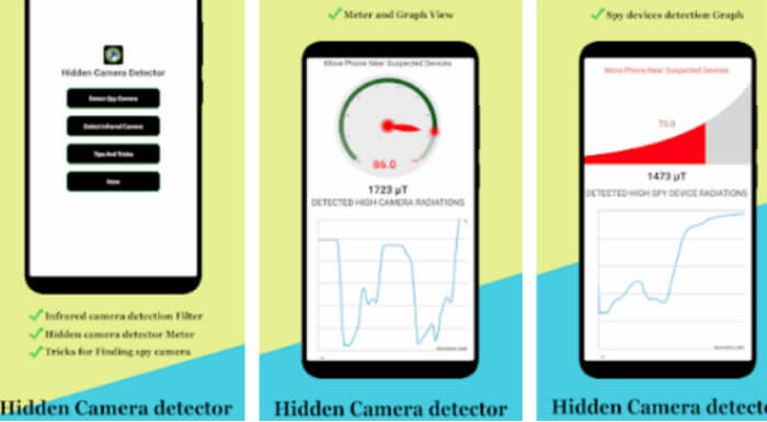 Best hidden camera detector app for android free download