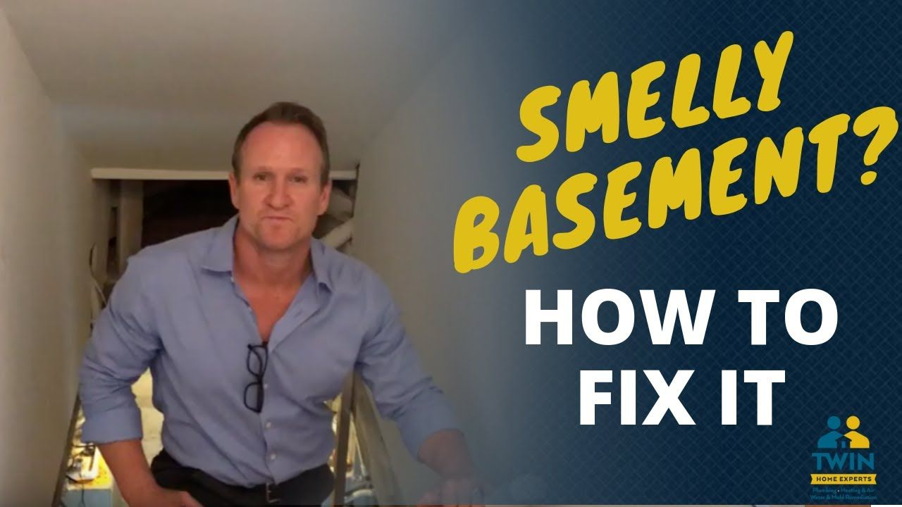 How To Fix A 39 Smelly 39 Basement Dealing With Sewer Odor And Smells Part 1 Sewer Smelly Damage Restoration