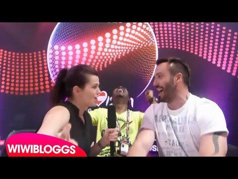 Interview: Marta Jandová & Václav Noid Bárta (Czech Republic) | wiwibloggs - YouTube Eurovision 2015 Hope Never Dies