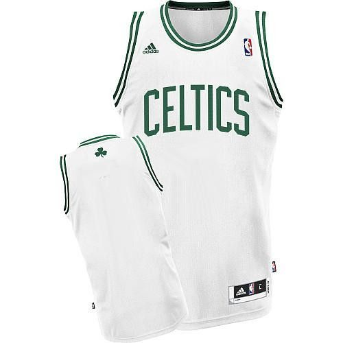 be93f10e274 Boston Celtics Reveloutin 30 Blank White Stitched NBA Jersey