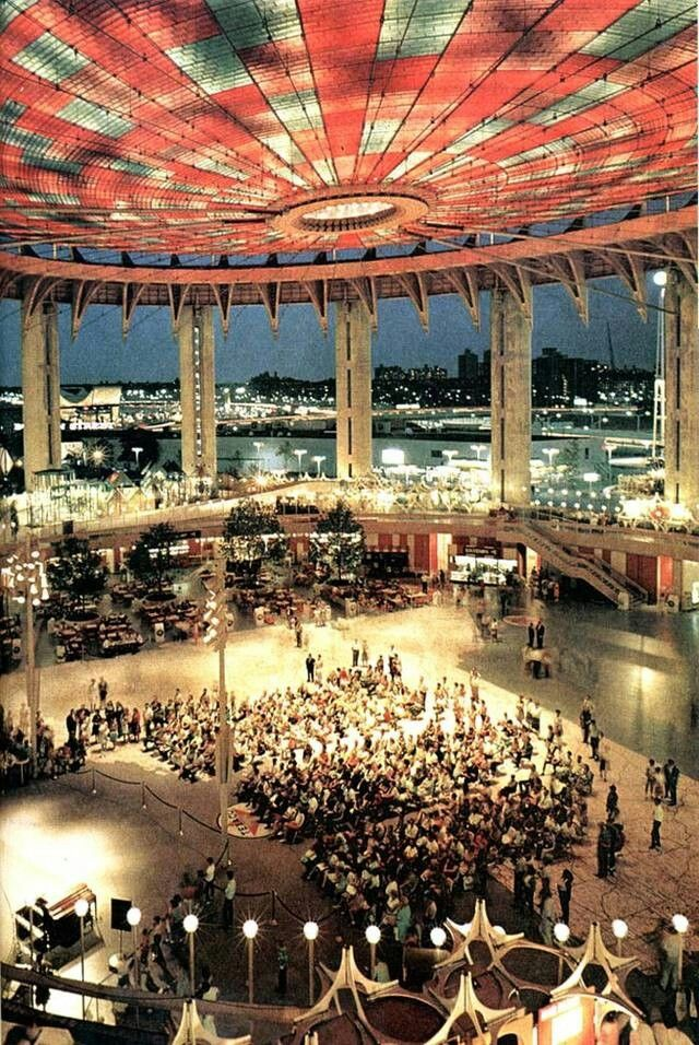 1964 World's Fair Grand Pavilion