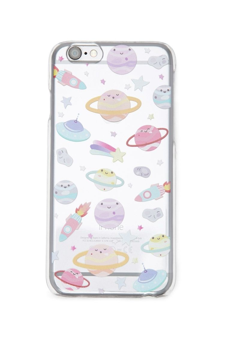 Planets iPhone 6/6sケース