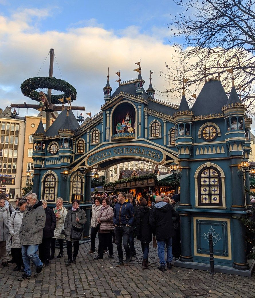 Christmas Markets Cologne Germany in 2020 (With images