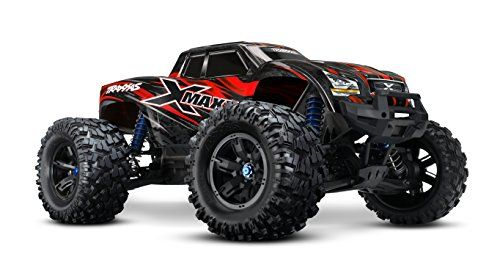 Hobby Rc Trucks Traxxas Xmaxx 4wd Brushless Electric Monster Rtr Truck With Tqi 24ghz Radio Selfrighting Red Yo Monster Trucks Rc Trucks Traxxas Traxxas