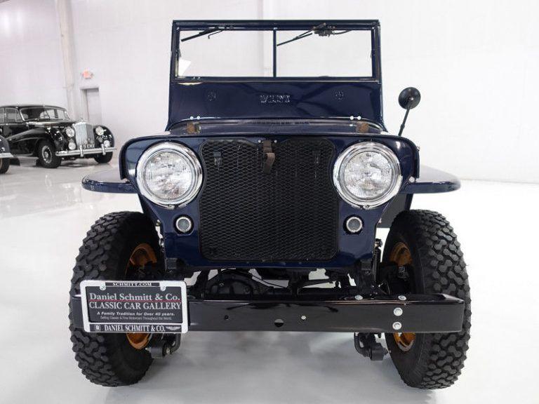 1946 Jeep Willys Cj2a Willys Willys Jeep Jeep Cj