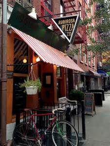Rubirosa Ristorante ~ Little Italy, New York City