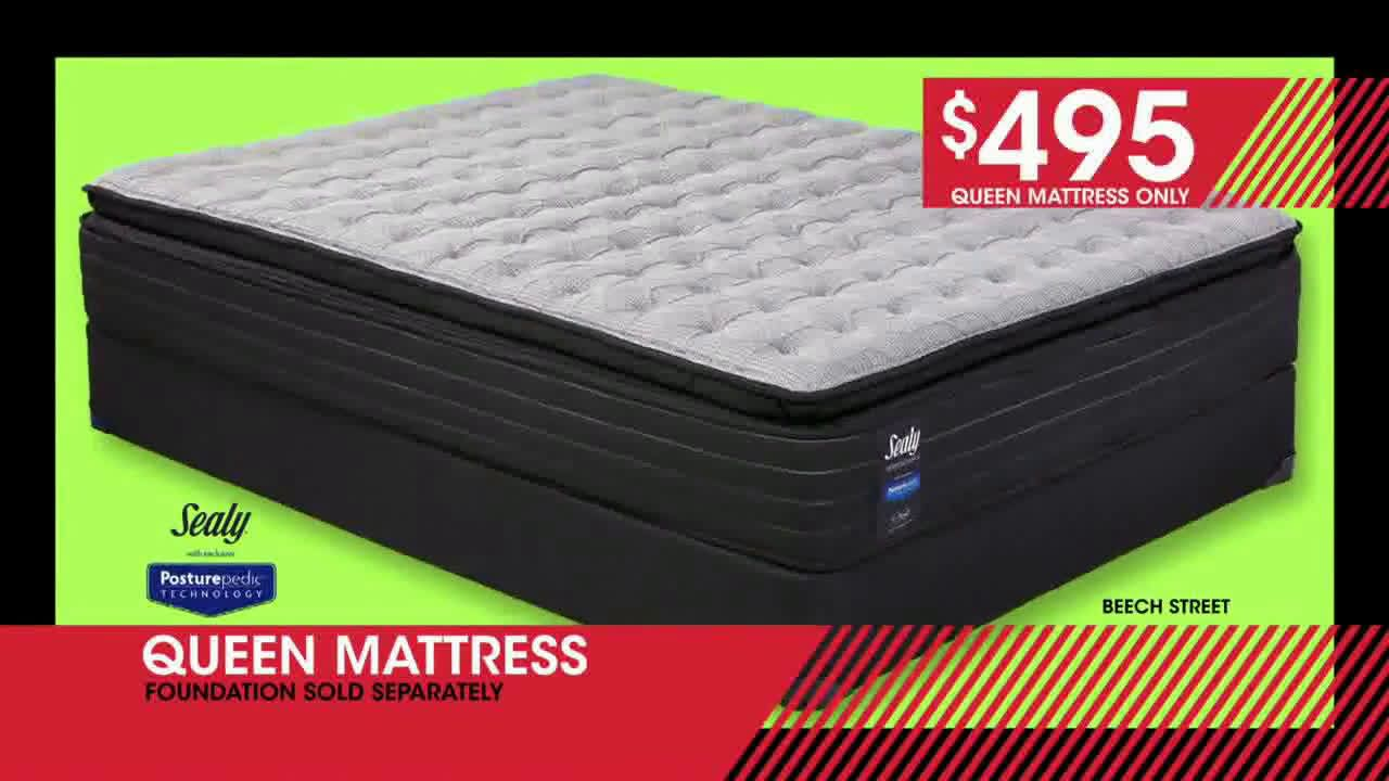 Rooms To Go Storewide Mattress Sale Tv Commercial Euro Top