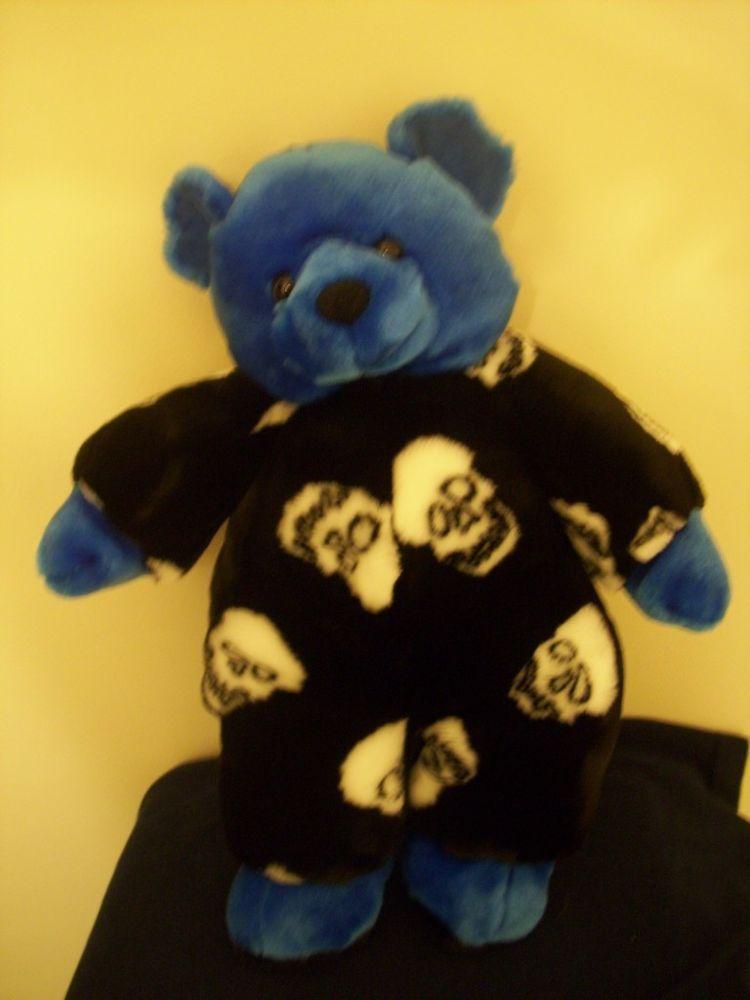 Skull Bear Plush Sugar Loaf 16