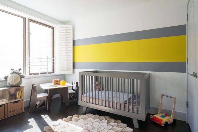 Decoration Chambre Bebe En 30 Idees Creatives Pour Les Murs Avec