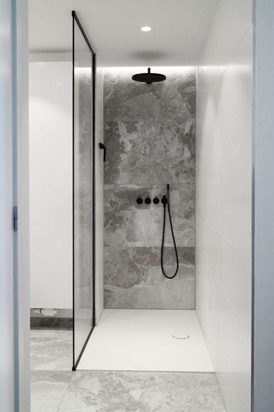 Photo of 45x Walk-in shower inspiration | Furnishing-house.com # 45x #furnishinghousecom #i …