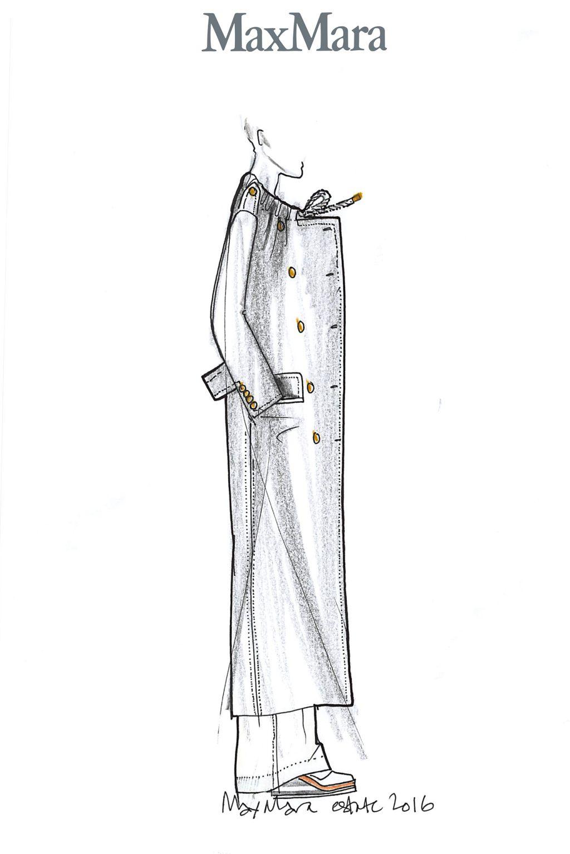 Milan Spring 2016 Designer Inspirations Fashion Design Sketches Fashion Illustration Design Inspiration