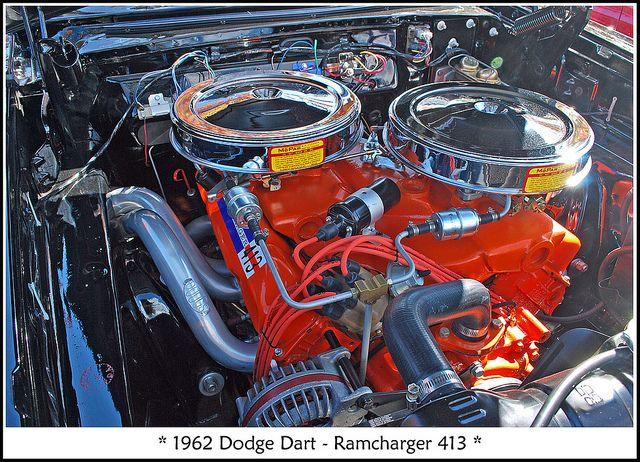 B B B C D Cb Dee on Chrysler 413 Industrial Engine