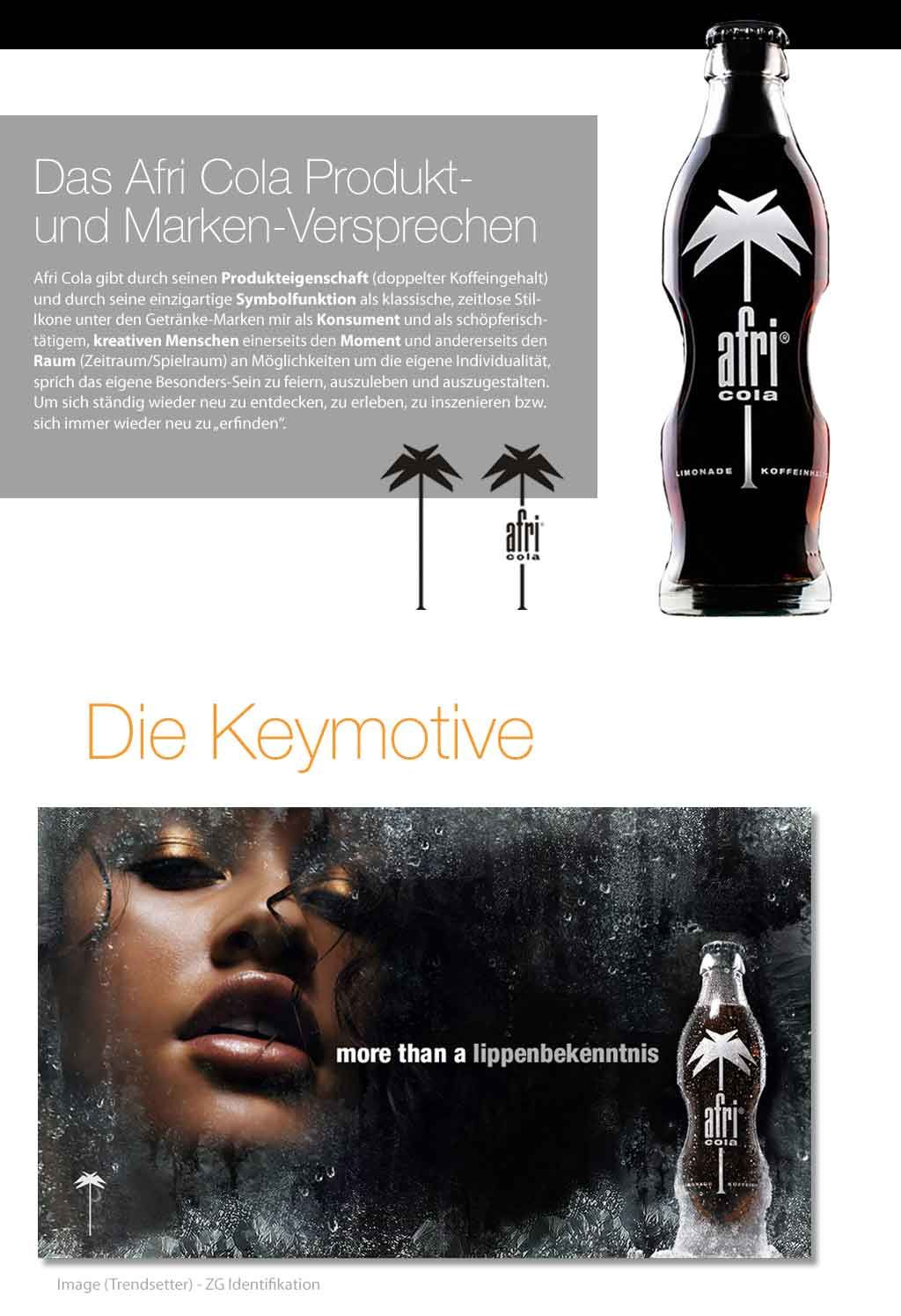 The Timeless Power Of Style Afri Cola Ist Als Eine Der