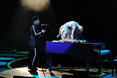 images of misty copeland with Prince | Prince: Madison Square Garden December 29, 2010…The Shelley Wade ...