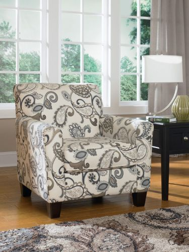 Accent Chair Ashley Yvette Furniture Living Room Chairs