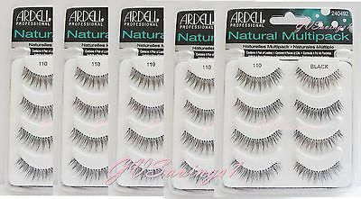 bea533b9346 False Eyelashes and Adhesives: (20 Pairs) Ardell #110 Natural Multipack  False Eyelashes Fake Lashes Fashion Lot BUY IT NOW ONLY: $44.0 #Lashes