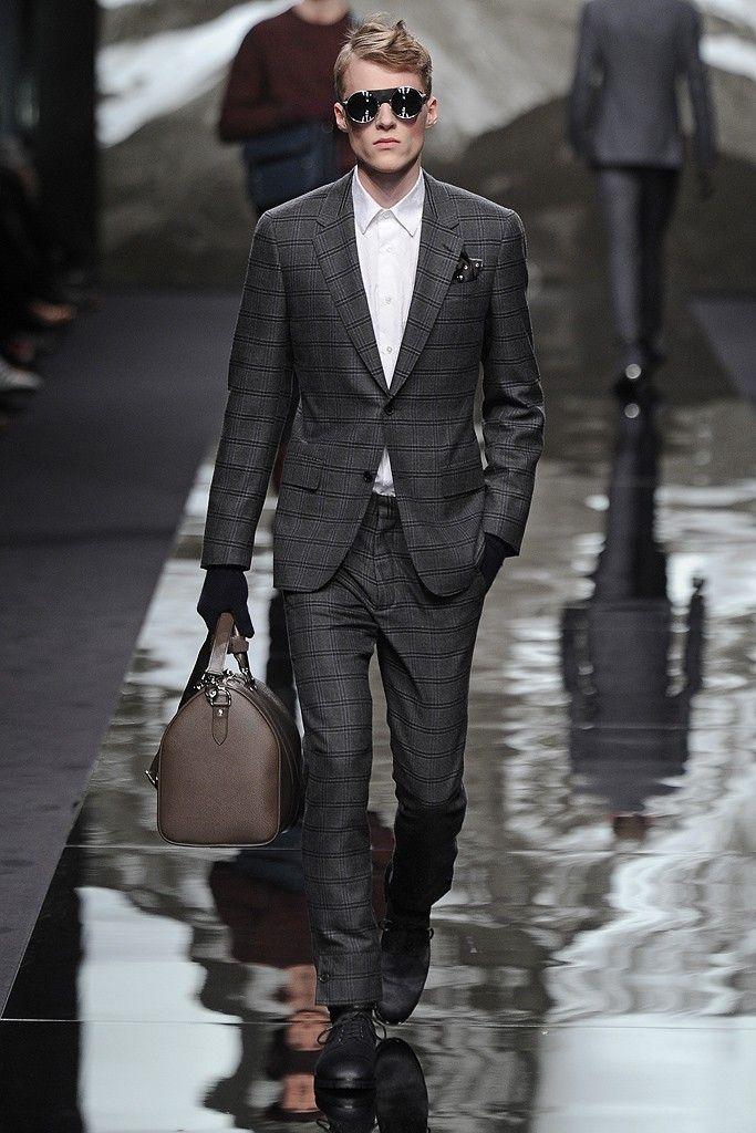 Louis Vuitton Men's RTW Fall 2013 | Menswear Inspiration ...