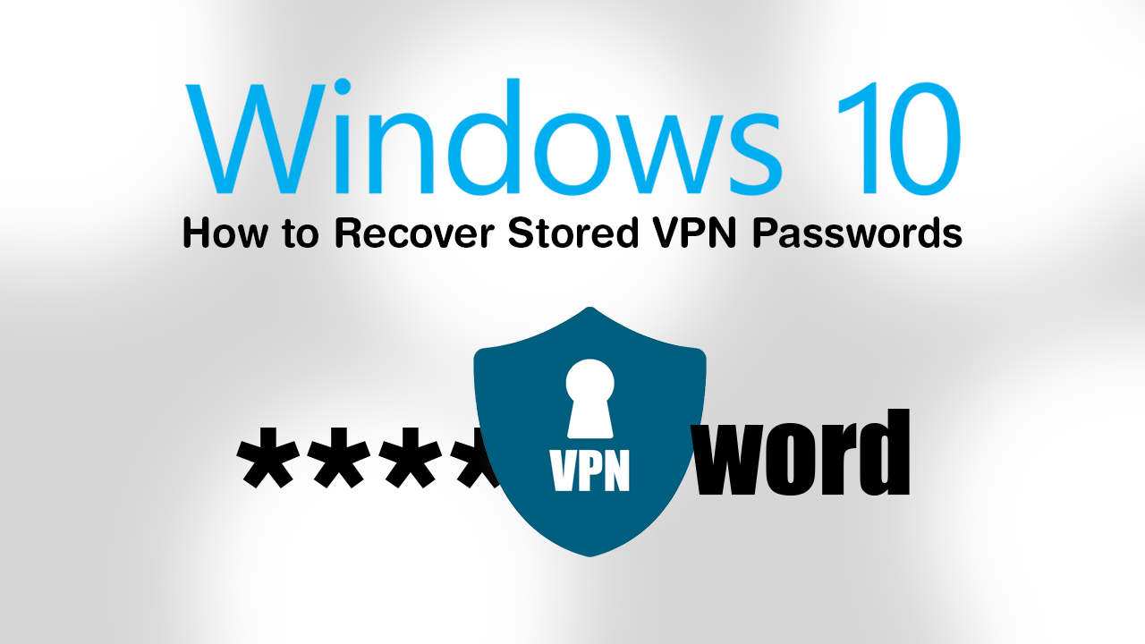 How To Change Vpn Password Windows 8