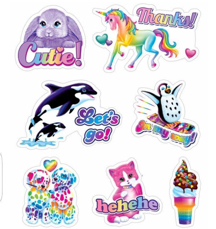 Lisa Frank Stickers Lisa Frank Stickers Cute Clipart Lisa Frank