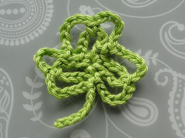 Free Amigurumi Leprechaun Pattern : Let out your inner leprechaun: 12 free shamrock crochet patterns