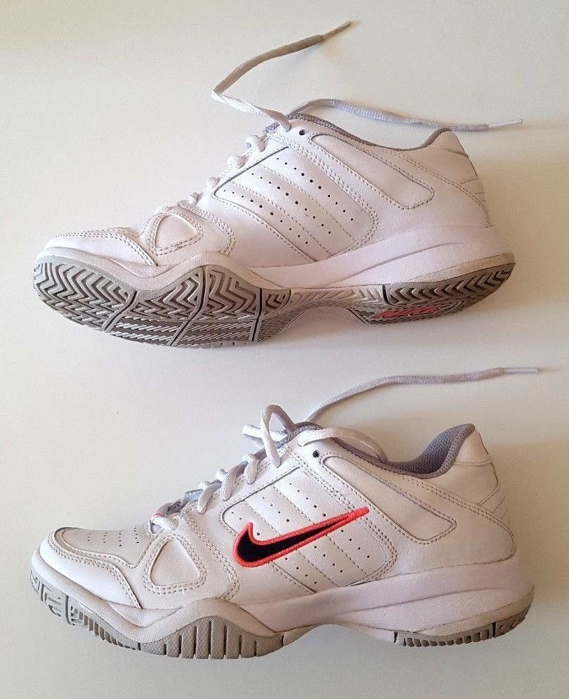 Nike City Court VII - White and Pink - Women s Tennis Trainers Size UK 5   ac280cab15