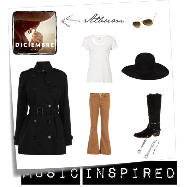 Outfit inspired by Leiva- Diciembre   See the post: http://litalospagnola.blogspot.it/2013/05/i-look-ispirati-ai-dischi-diciembre-di.html  #music #fashion