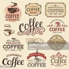 Resultado De Imagen Para Carteles Retro Comida Cafe De Epoca Etiquetas De Epoca Etiquetas Vintage