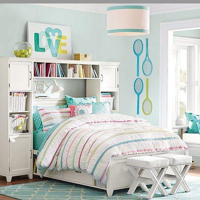 40 Beautiful Teenage Girls Bedroom Designs: Tween Girl Bedroom Redecorating Tips, Ideas, And