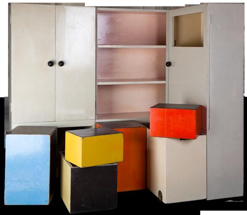 Alma SiedhoffBuscher. Haus am Horn nursery furniture
