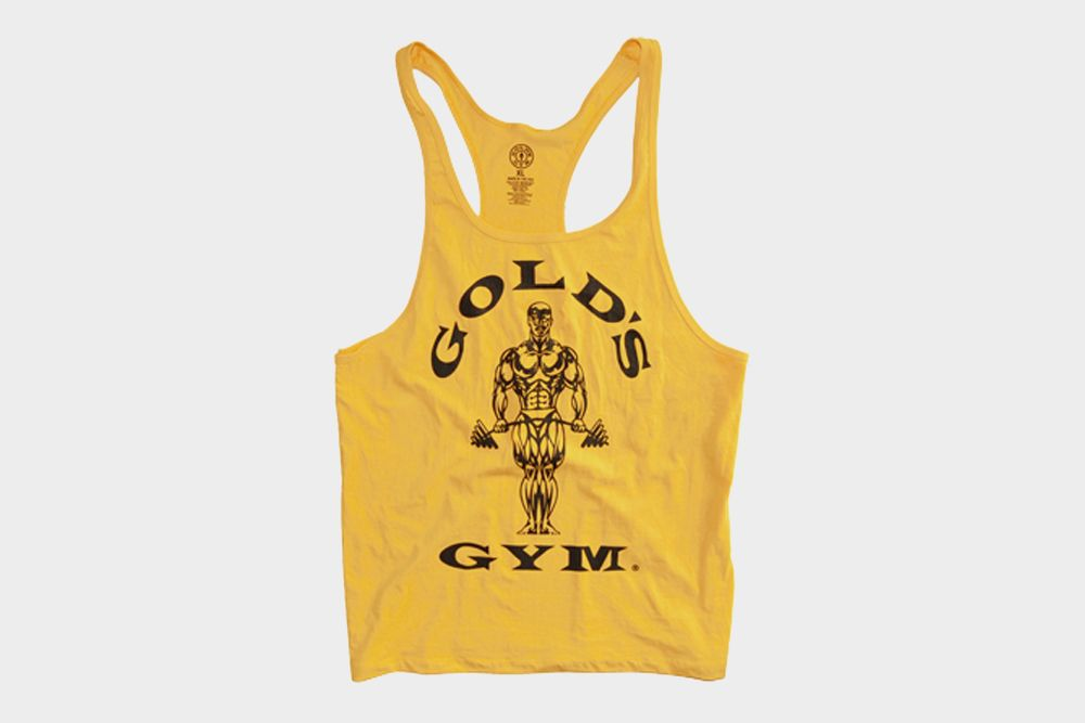 3cad42ca419a3 Gold s Gym – Muscle Joe Premium Stringer
