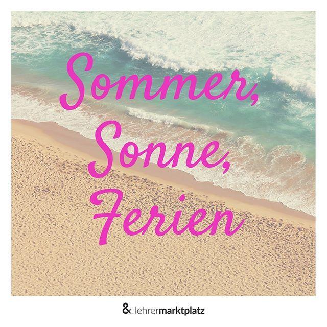 Einen wunderschönen Sommertag euch allen!! #unterrichtsmaterialien ...