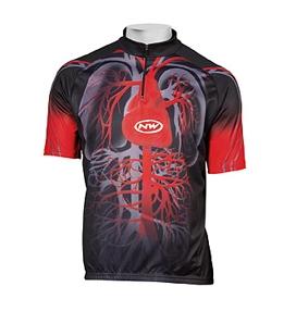 Promo Koszulka Northwave Heart Roz S Mens Tops Mens Tshirts Mens Graphic Tshirt