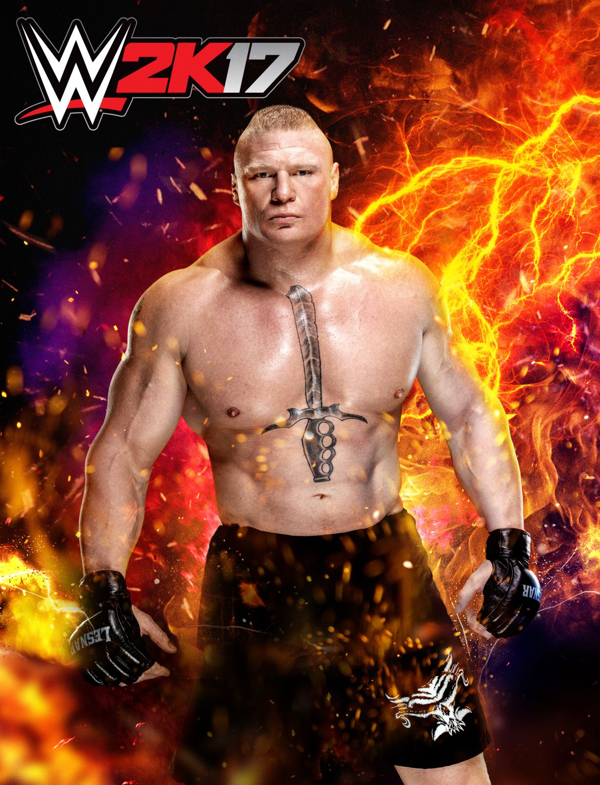 Wwe Games And Brock Lesnar Invite You To Suplex City In Wwe 2k17 Wwe Brock Wwe Game Brock Lesnar