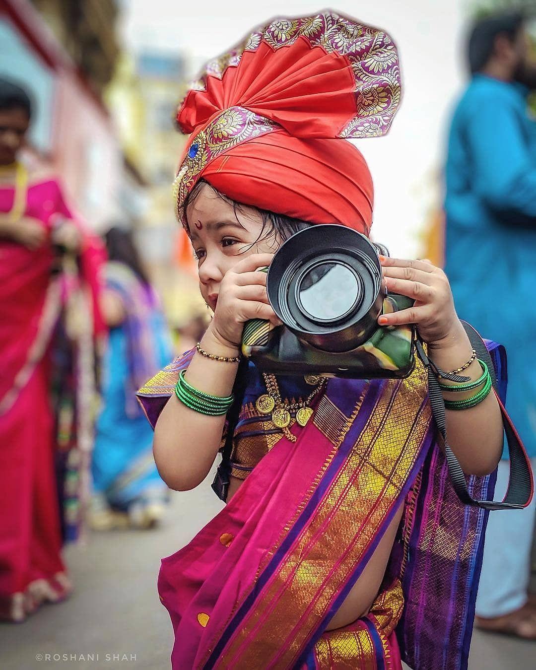 Happy Gudhipadva . Pictures Credi | Worldwide photography, Cute ...