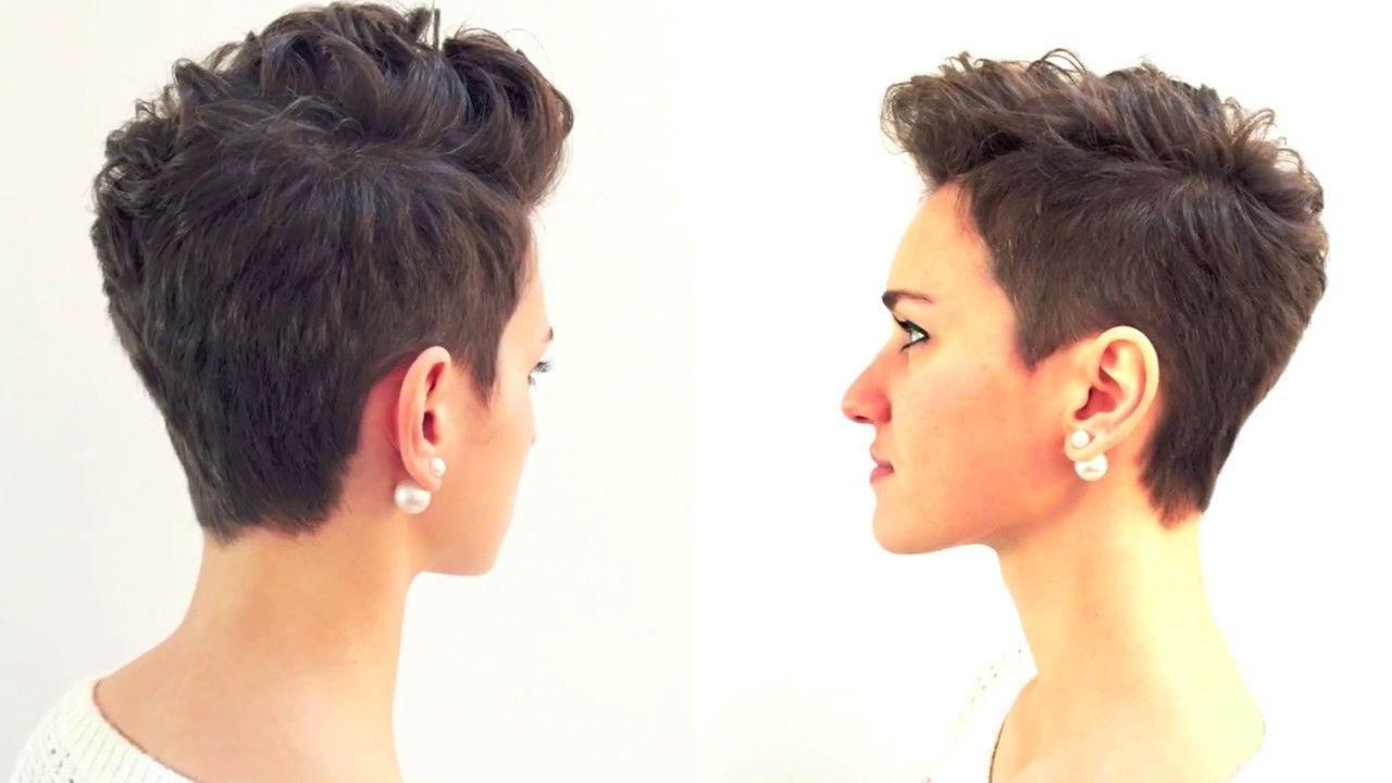 Pixie haircut short hairstyle  GBHDESIGN  Hair ideas