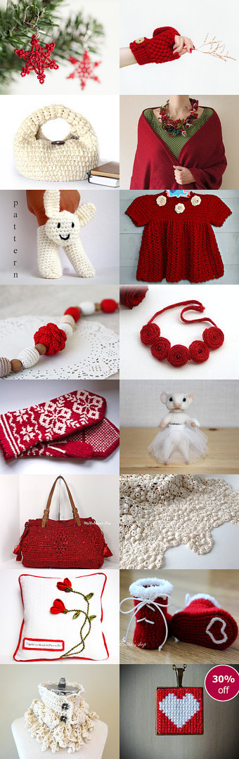 Christmas gifts for everyone - Glowing heart  by Inese on Etsy--Pinned with TreasuryPin.com