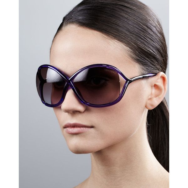 161b64dbd79e Tom Ford Whitney Bold Sunglasses