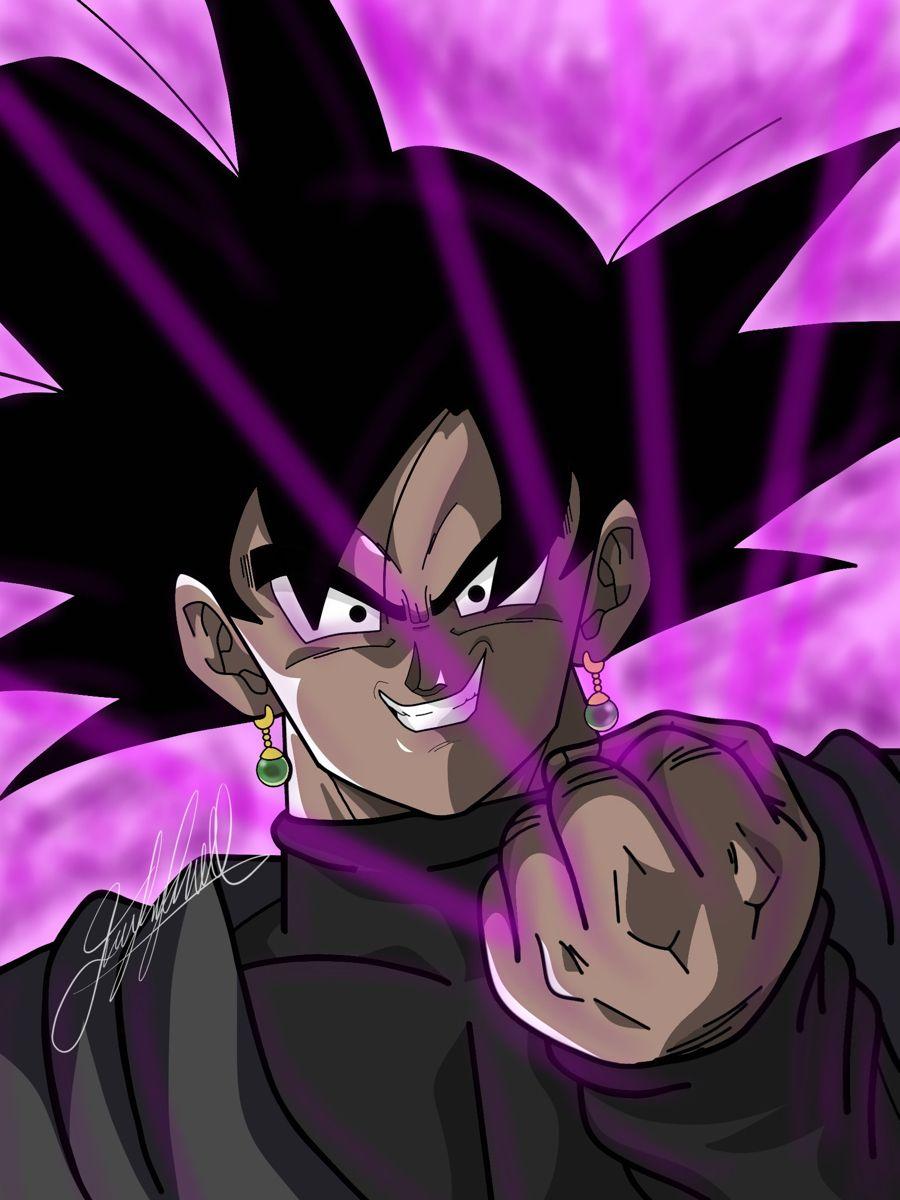 Goku Black Goku Black Dragon Ball Wallpapers Anime
