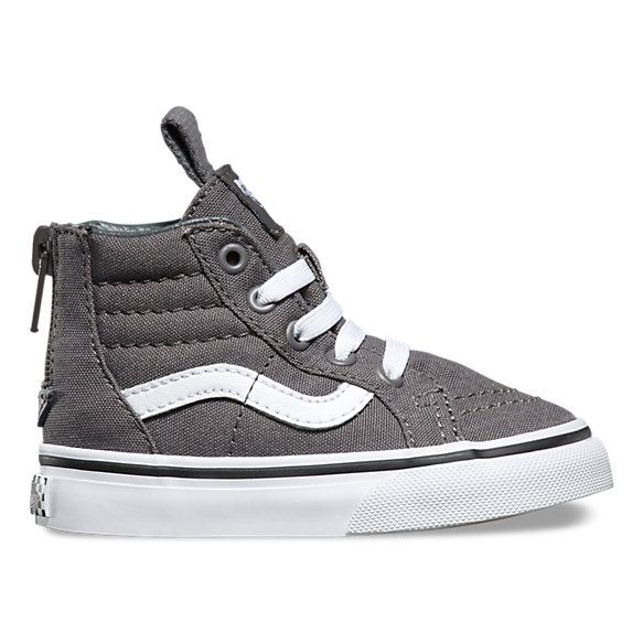 35b96b2f77 The Pop Check Sk8-Hi Zip combines the legendary Vans lace-up high top with  a zipper entry at the heel