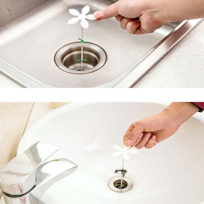 Got A Bathroom Sink Drain That Smells Here S How To Clean Hunker In 2020 Bathroom Sink Drain Sink Drain Sink
