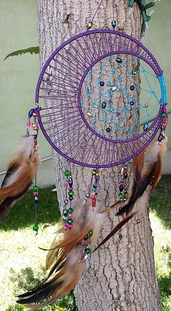 Of All The Dream Catchers I've Used This One Is Absolutely Magical Adorable All About Dream Catchers