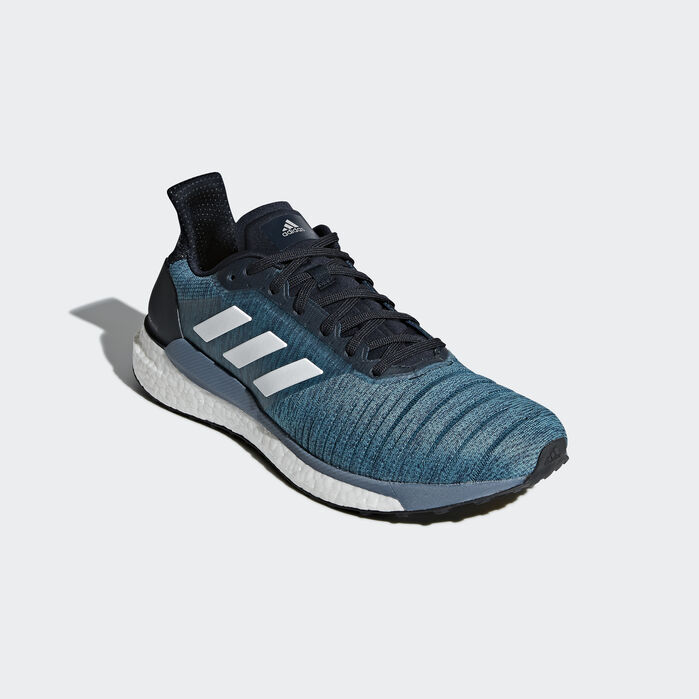 adidas Solar Glide Shoes | Products in 2019 | Blue adidas