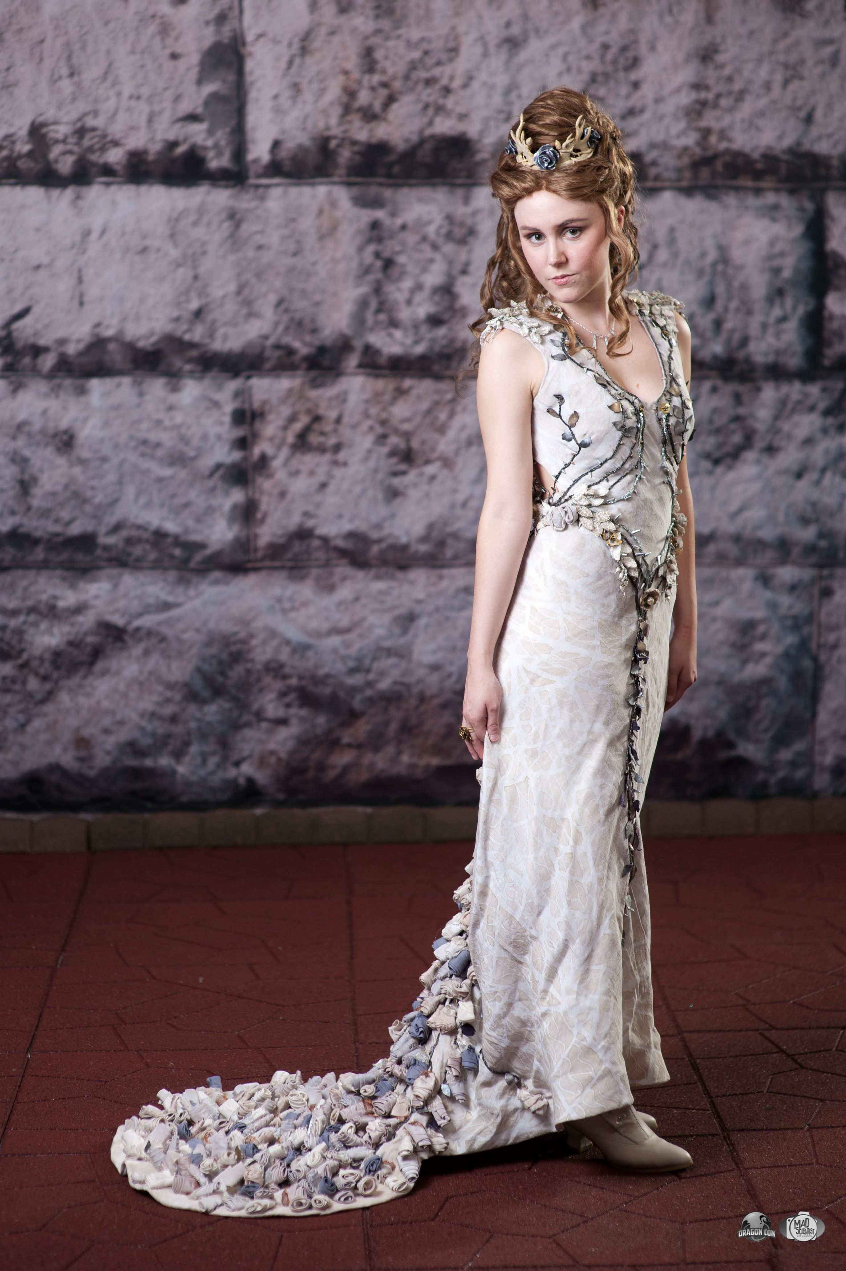 Purple Wedding Game Of Thrones Margaery Tyrell Wedding Dresses