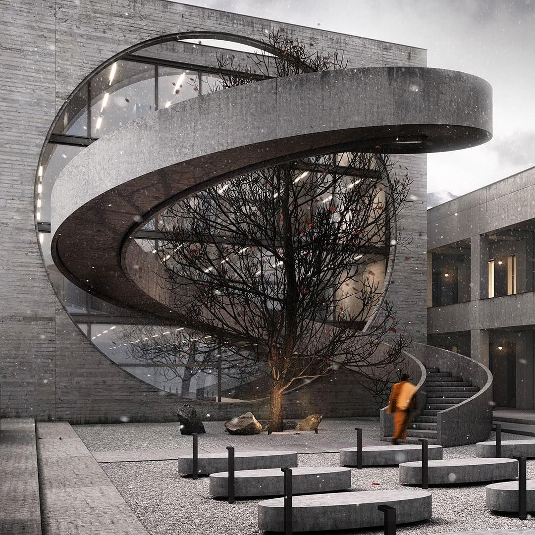 22 Modern Innovative Staircase Ideas: 5,053 Likes, 15 Comments